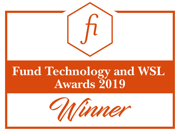 "Sieger 2019 bei den Fund Technology and WSJ Awards in der Kategorie ""Bester Broker-Dealer für Futures"""