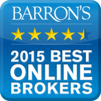 Bewertungen für Interactive Brokers: Barrons Award