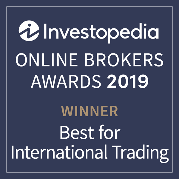 Investopedia-Award: Bester Broker für internationalen Handel