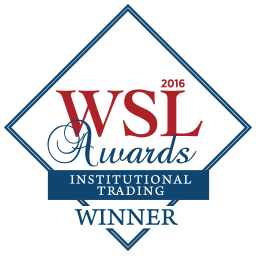 Bewertungen für Interactive Brokers: WSL Institutional Award