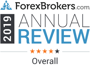 forexbrokers.com 2019 4 stelle classifica complessiva