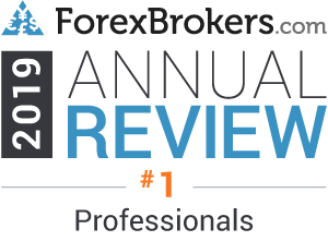 ForexBrokers.com awards 2019 Professionnels