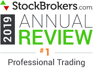 stockbroker.coms 2019 - Best-in-Class - Professioneller Handel