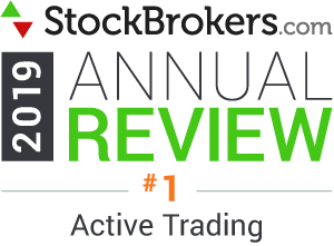 stockbrokers.com 2019 - Best-in-Class - Aktives Trading