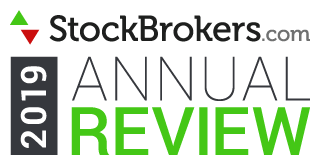 StockBrokers.com Award 2019