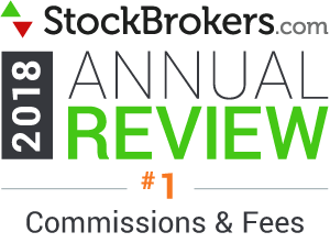 "Valutazioni Interactive Brokers: riconoscimenti Stockbrokers.com 2018 - classificatosi al 1° posto nel 2018 nella categoria ""Commissions and Fees"" (commissioni e tariffe)"